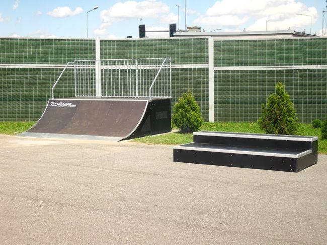 Скејтпарк во Зглобице