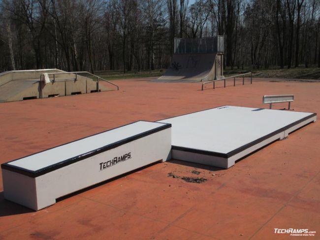 Скејтпарк Ленѓини