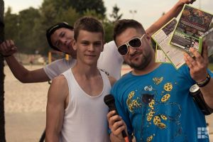 Zapraszamy w każdy czwartek do skateparku w Będzinie