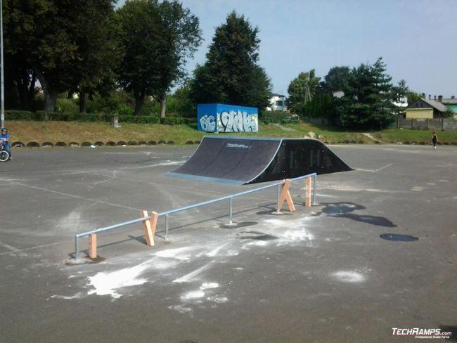 Скејтпарк Љубањ
