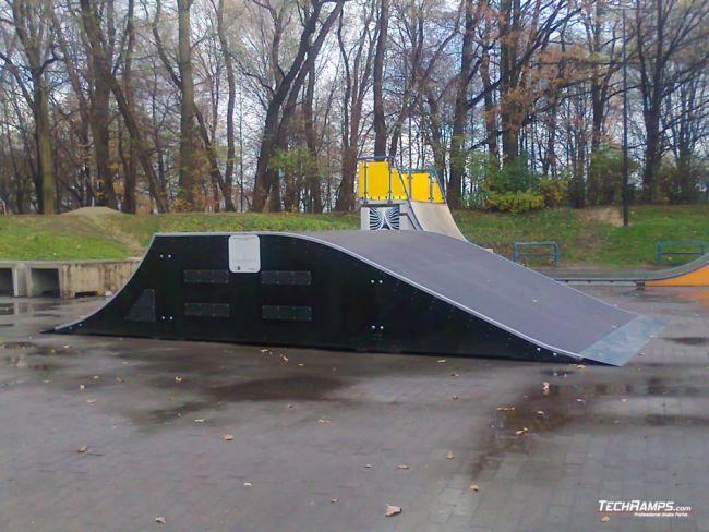 Скејтпарк Пшчина