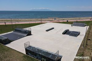 Скејт -парк Александрополи
