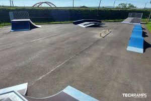 Модуларен скејт -парк