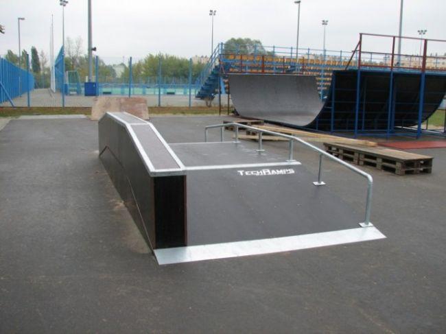 Скејтпарк во Гњезно