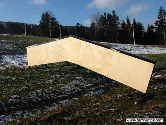 Снежен парк Пилско во Корбјелов