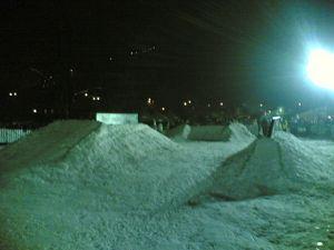 Zakopane Carlsberg snowpark