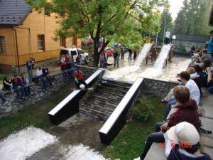 Zakopane Meptv 2006 techramps skatepark